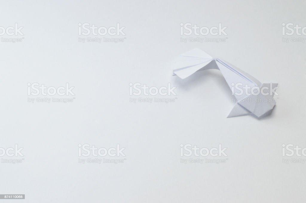 Origami Fish and Sea Creatures | 681x1024