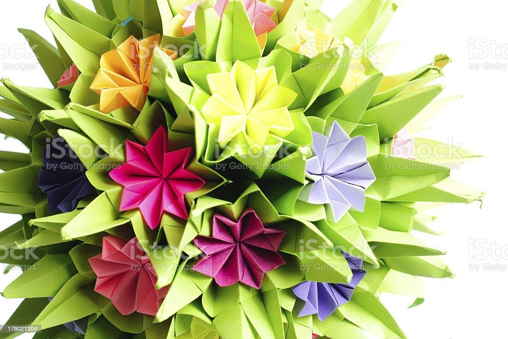 origami kusudama simple | 685x1024