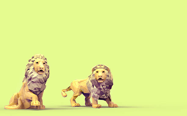 Origami lion lowpoly animals concept picture id522555472?b=1&k=6&m=522555472&s=612x612&w=0&h=v3xk h5ycmtmbl3xgm80r8akvmgjddyqy3actyrbxoi=