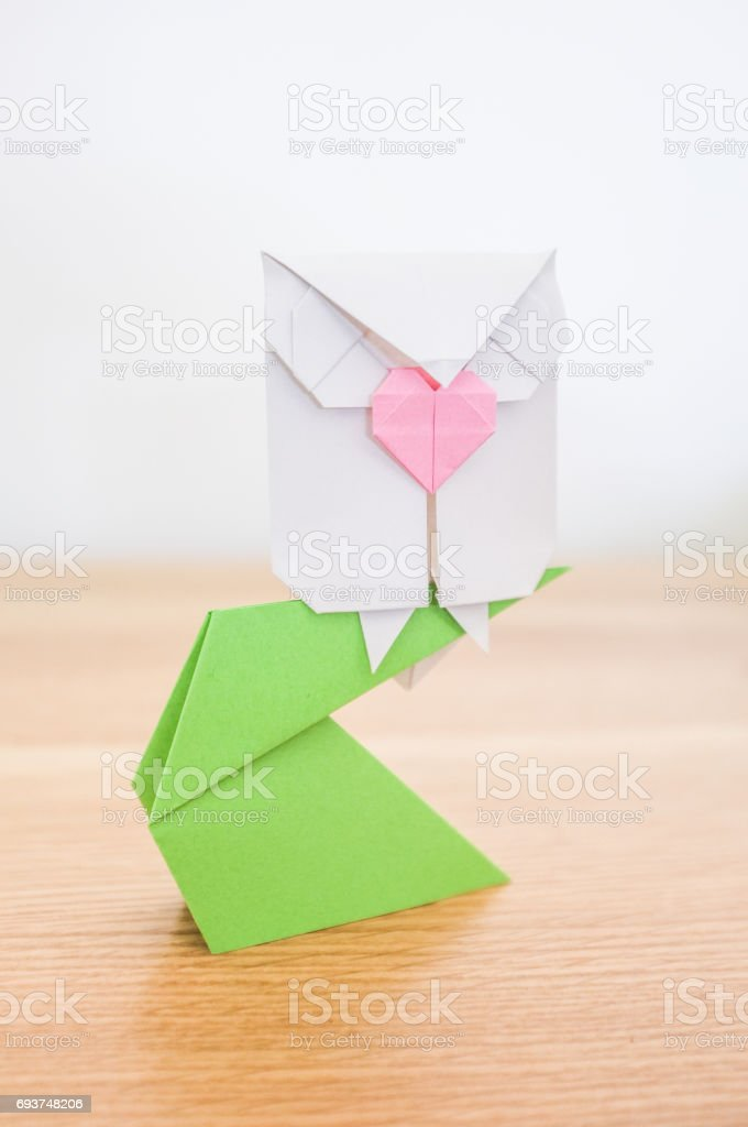 How to Make an Origami Owl (with Pictures) - wikiHow | 1024x680