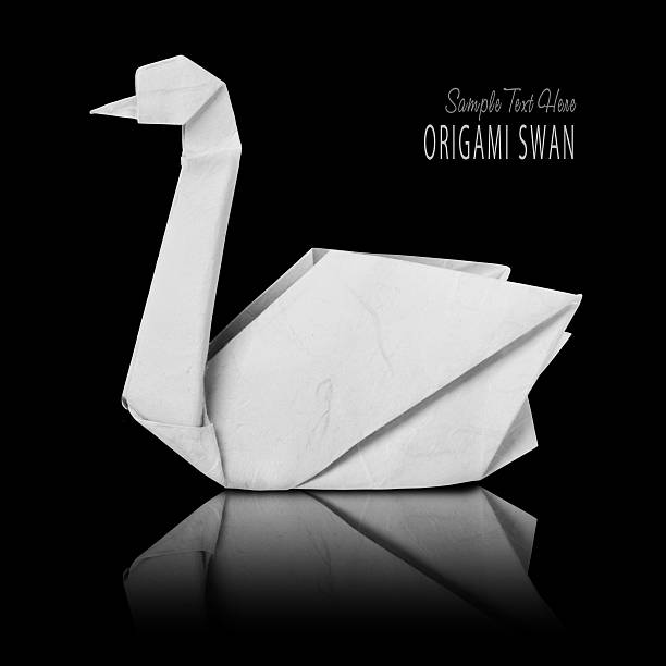 Royalty Free Origami Swan Pictures Images And Stock Photos Istock