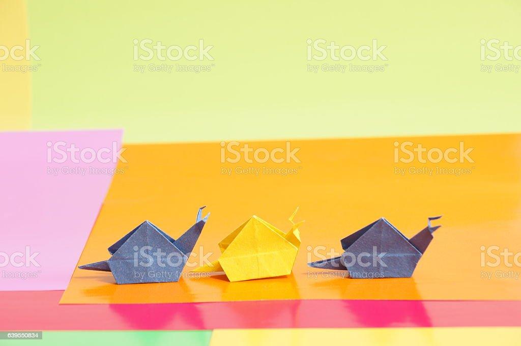 origami snail instructions | Dollar bill origami, Money origami ... | 680x1024