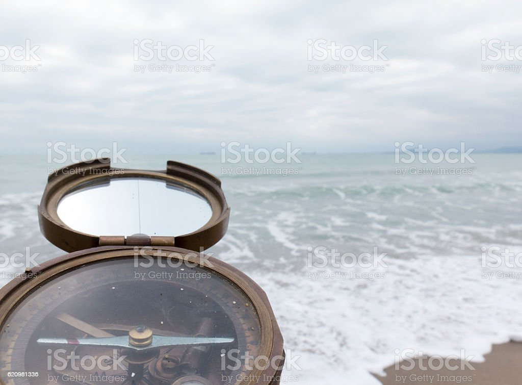 Original background on the choice of the way foto royalty-free