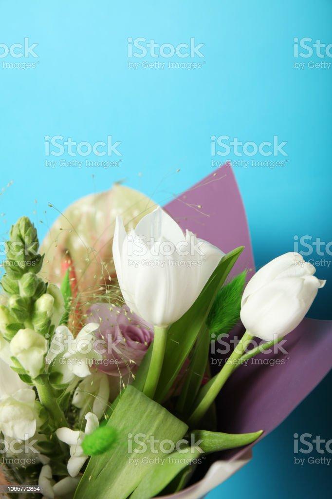Photo Libre De Droit De Bouquet De Fleurs Original