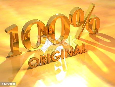 istock 100% Original 682703836