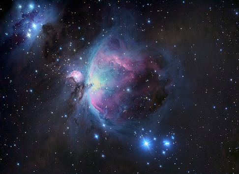Orion Nebula Stock Photo - Download Image Now