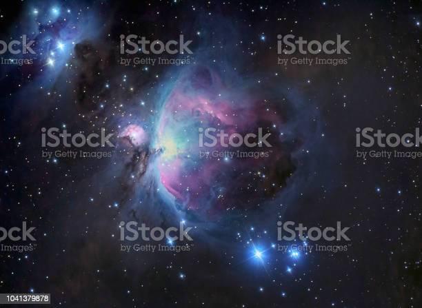 Photo of Orion Nebula