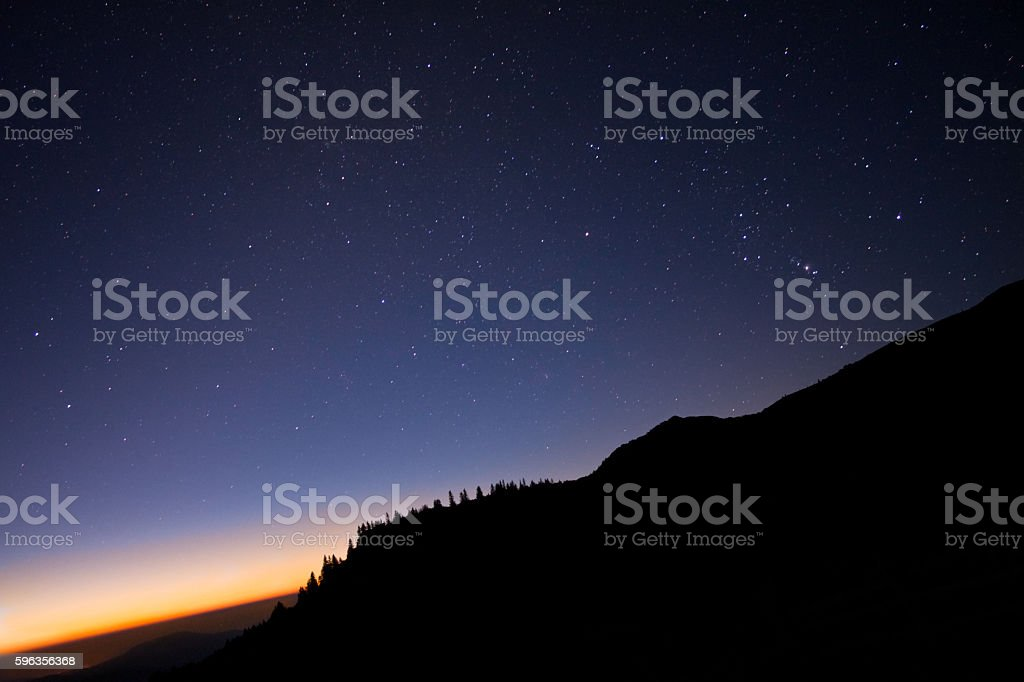 Orion royalty-free stock photo
