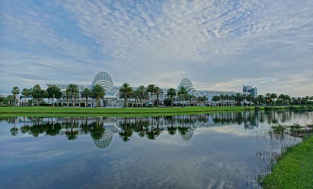 Orlando Convention Center stock photo