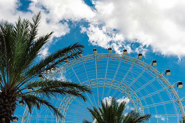 orlando eye - orlando florida photos stock photos and pictures