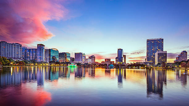 orlando, florida, usa - orlando florida photos stock photos and pictures