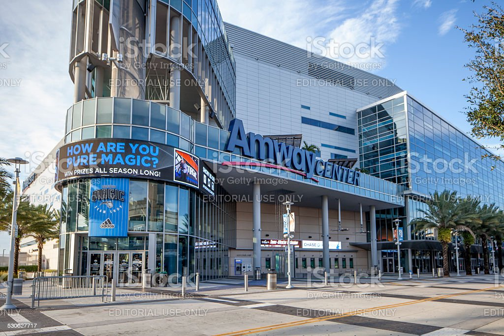 orlandos amway center stock photo more pictures of 2014 istock