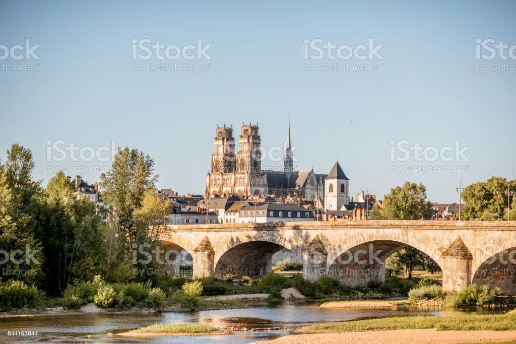 Orleans Stadt in Frankreich – Foto