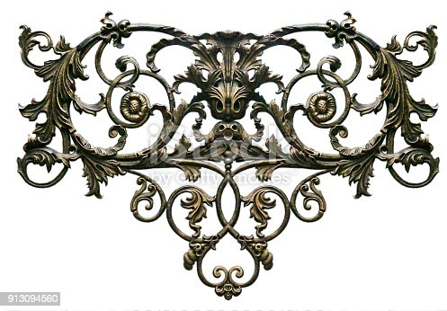 Ornament, decor, decoration element