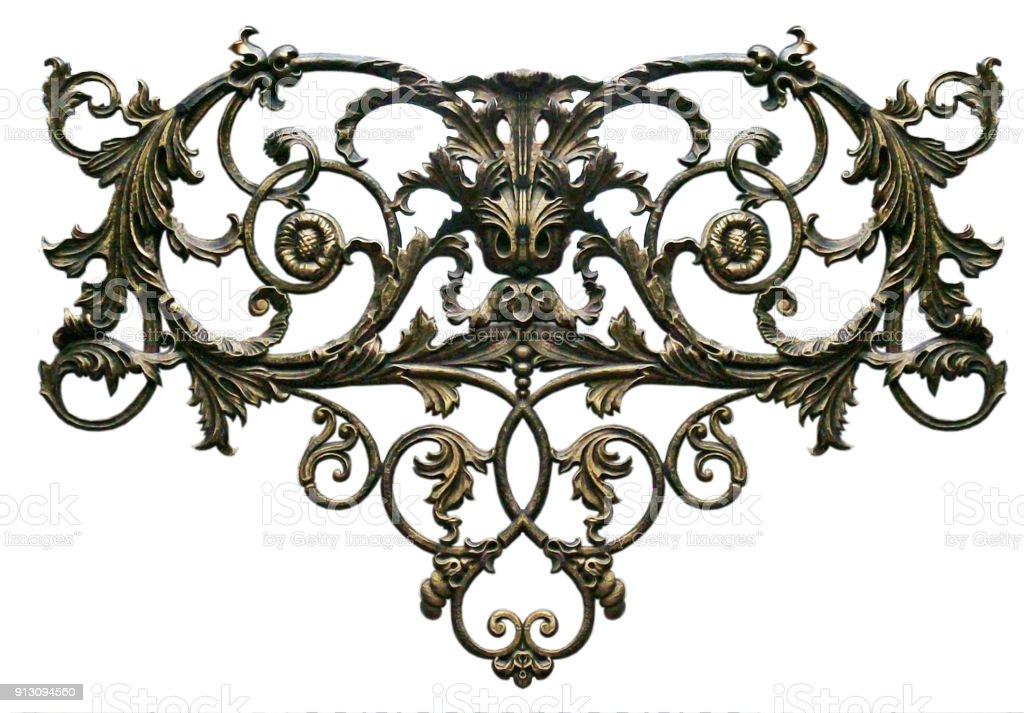Adorno, decoración, elemento de decoración. - foto de stock