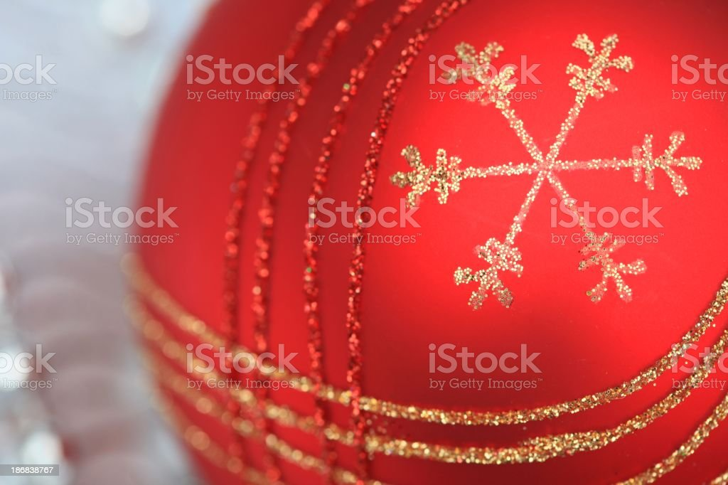 ornament macro royalty-free stock photo