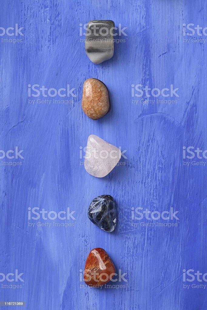 Ornamental Stones royalty-free stock photo