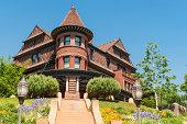 istock Ornate 19th Century mansion Salt Lake City Utah 175437293