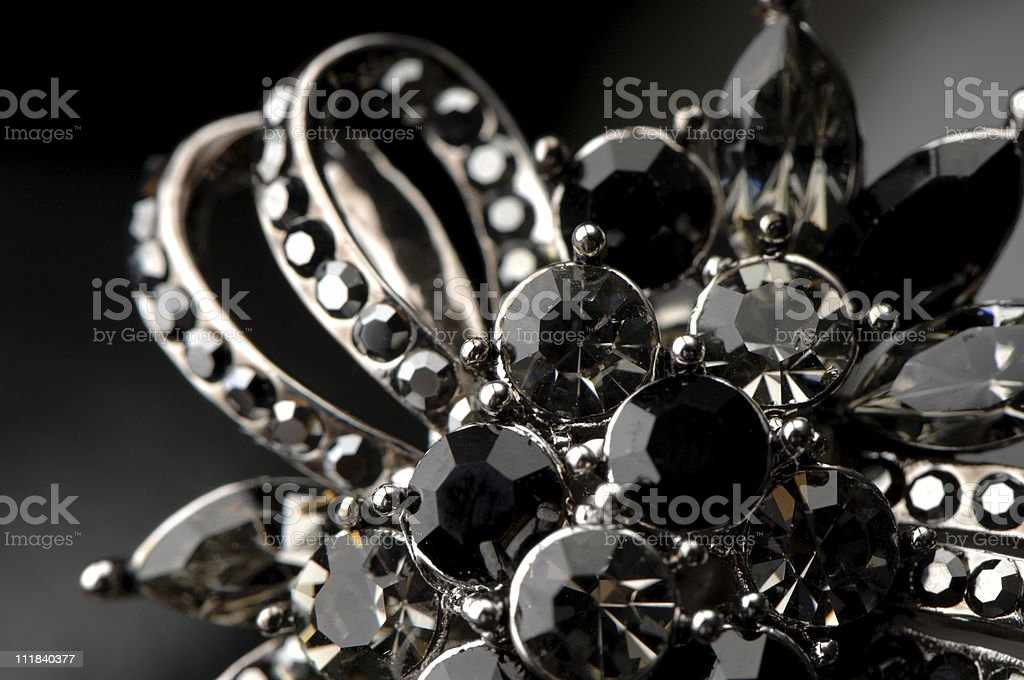 Ornate Antique Ring royalty-free stock photo