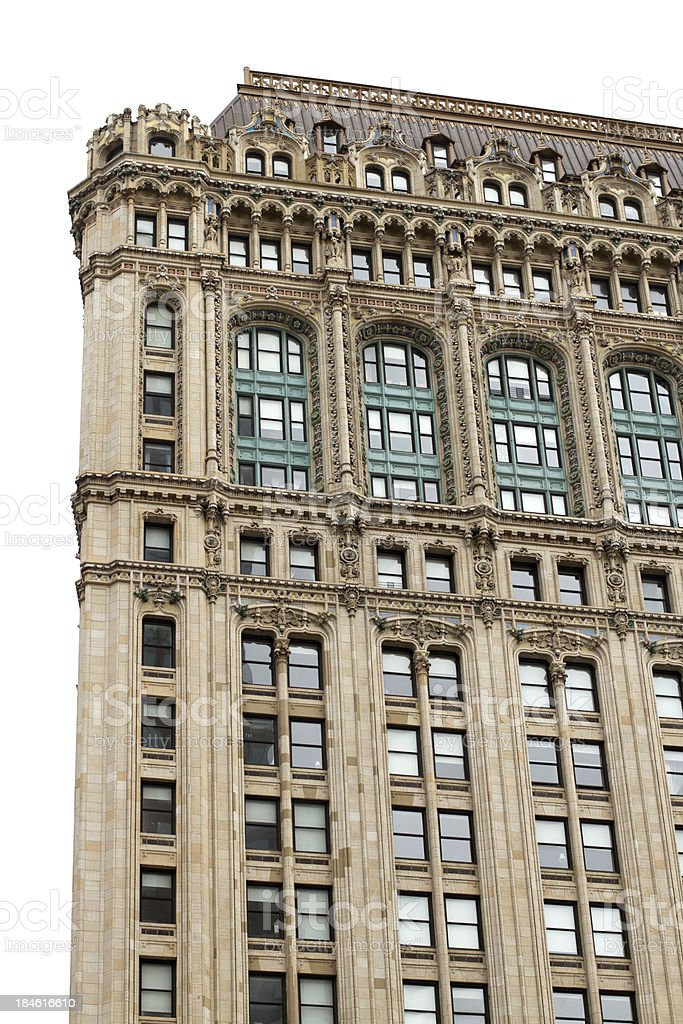 Ornate Building royalty-free stock photo