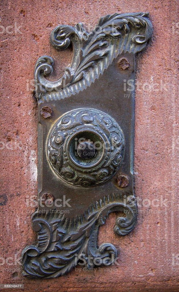 Ornate Door Bell Stock Photo U0026 More Pictures Of 2015   IStock