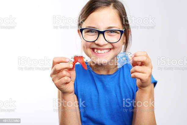 Orthodontics Schönen Lächeln Stockfoto und mehr Bilder von 2015