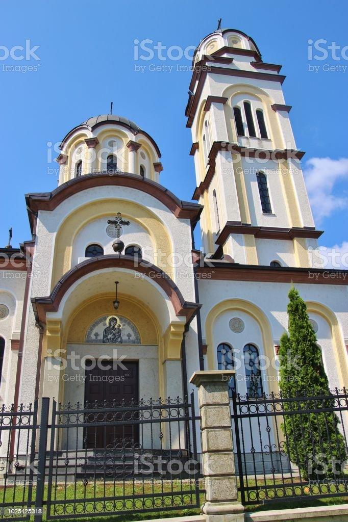 Foto De Igreja Ortodoxa Em Banja Luka Bósnia E Herzegovina E Mais Fotos De Stock De Amarelo Istock