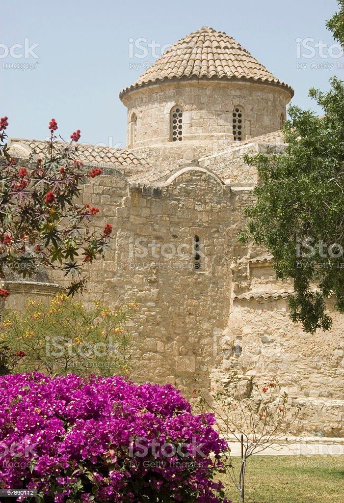 Orthodox Church, Kita royalty-free stock photo
