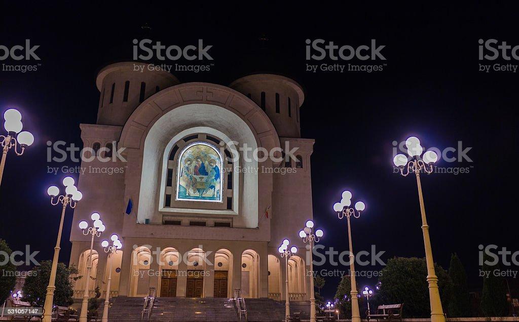 Orthodoxe Kirche von Arad – Foto