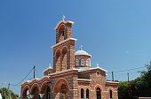 Orthodox church on Greek island Chios