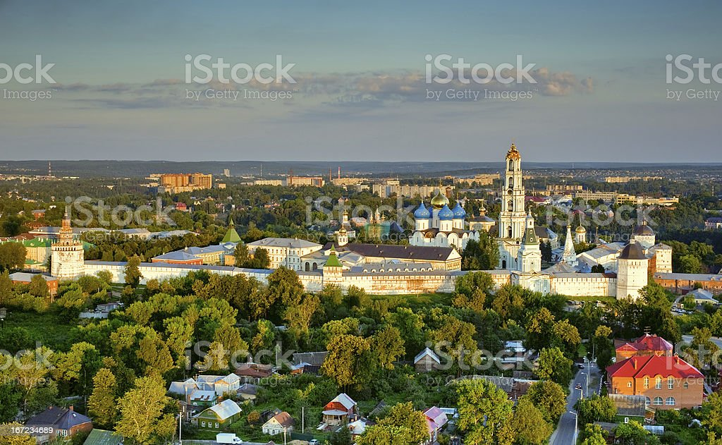 Orthodox temple royalty-free stock photo