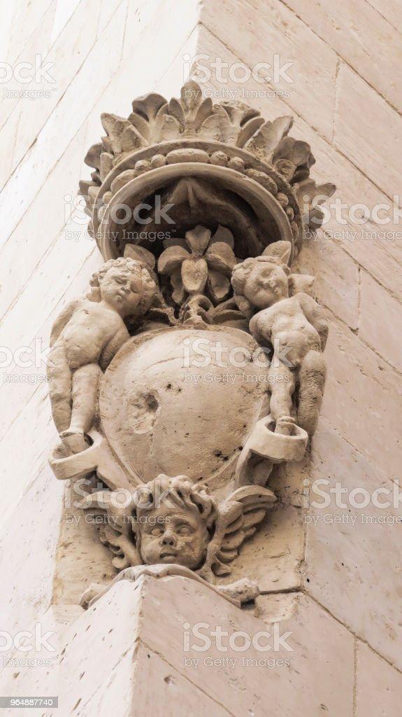 Ortygia, Syracuse, Sicily, Italy royalty-free stock photo