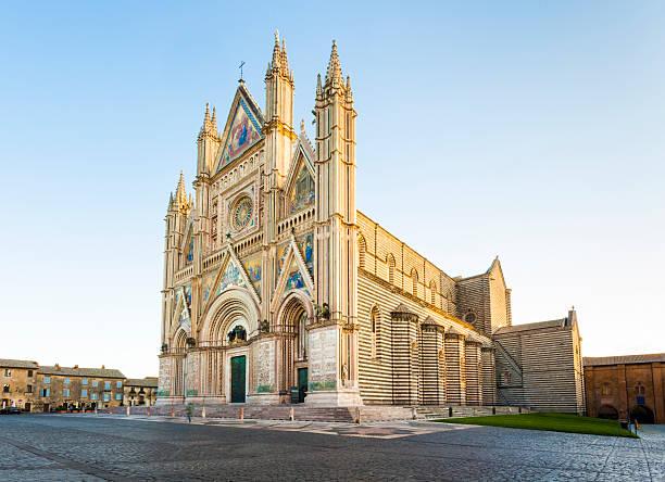 Orvieto Kathedrale von – Foto