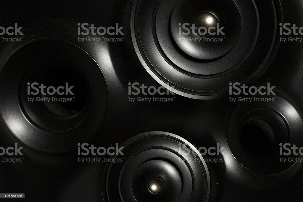 Oscillation royalty-free stock photo