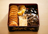 Osechi Japanese New Year's meal