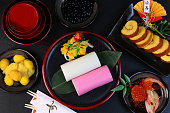 Osechi /Special dishes prepared for the New Year
