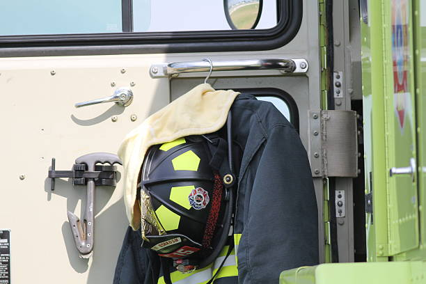 oshkosh fire department - aviation and environment summit stock photos and pictures