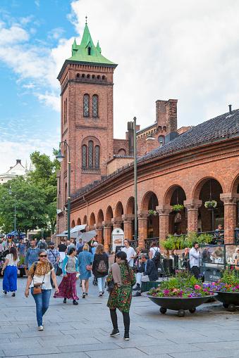 Oslo Bazaars Stock Photo - Download Image Now