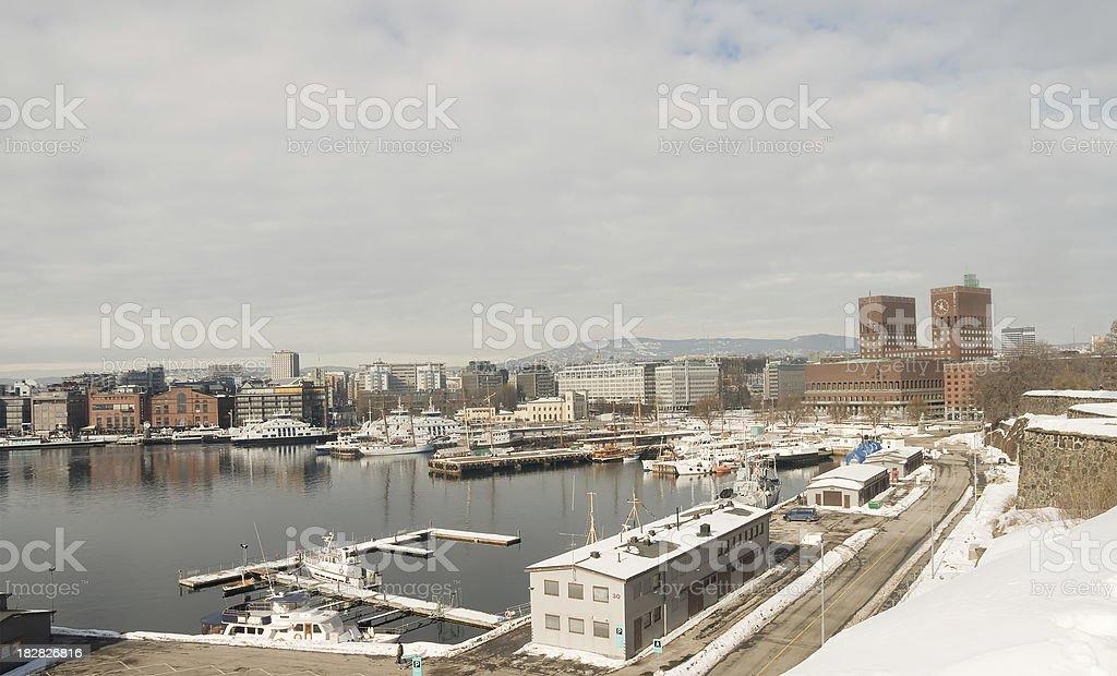 Hafen von Oslo – Foto