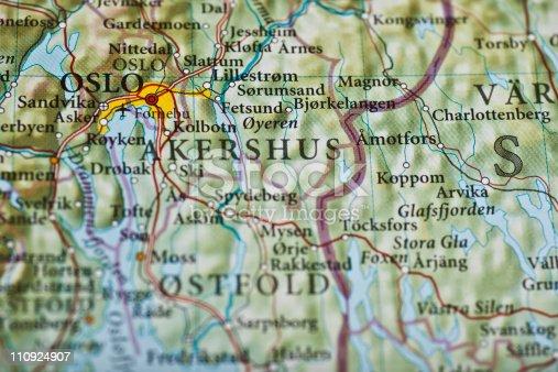 istock Oslo, Norway 110924907