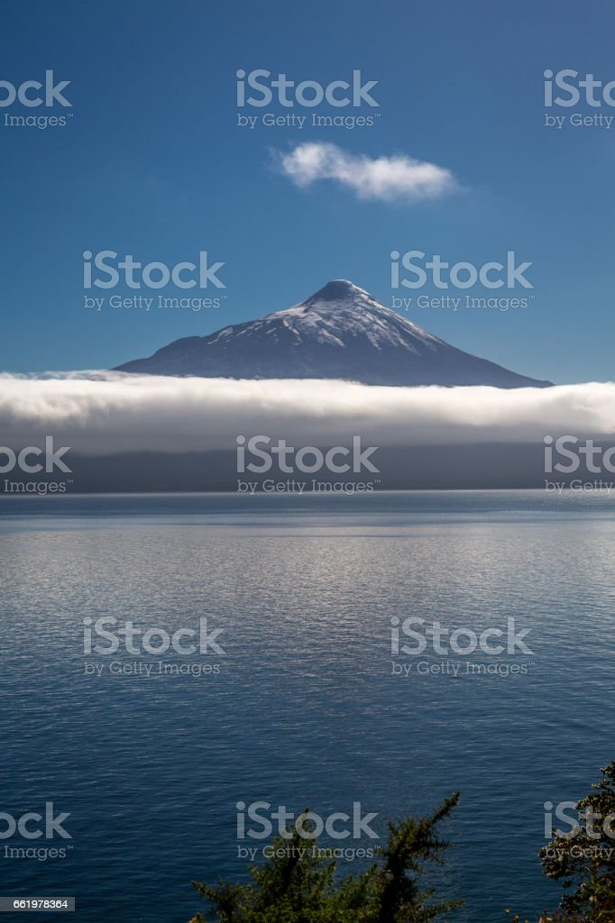 Osorno royalty-free stock photo