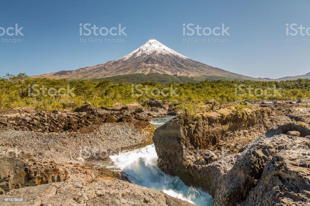 Osorno royalty-free stock photo