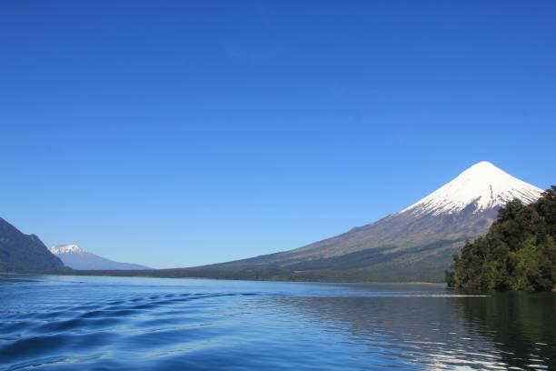 Vulkan Osorno, Chile – Foto