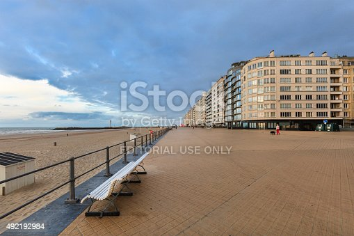 istock Ostend, Belgium 492192984