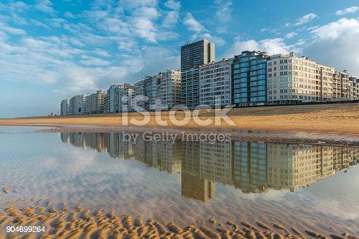 istock Ostend Skyline 904699264