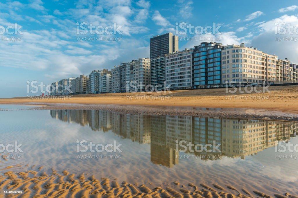 Ostend Skyline foto
