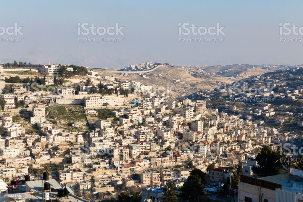 Ostjerusalem, Israel, East Jerusalem, Israel stock photo