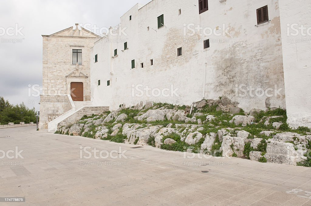 Ostuni, Apulia (Puglia) - Southern Italy royalty-free stock photo
