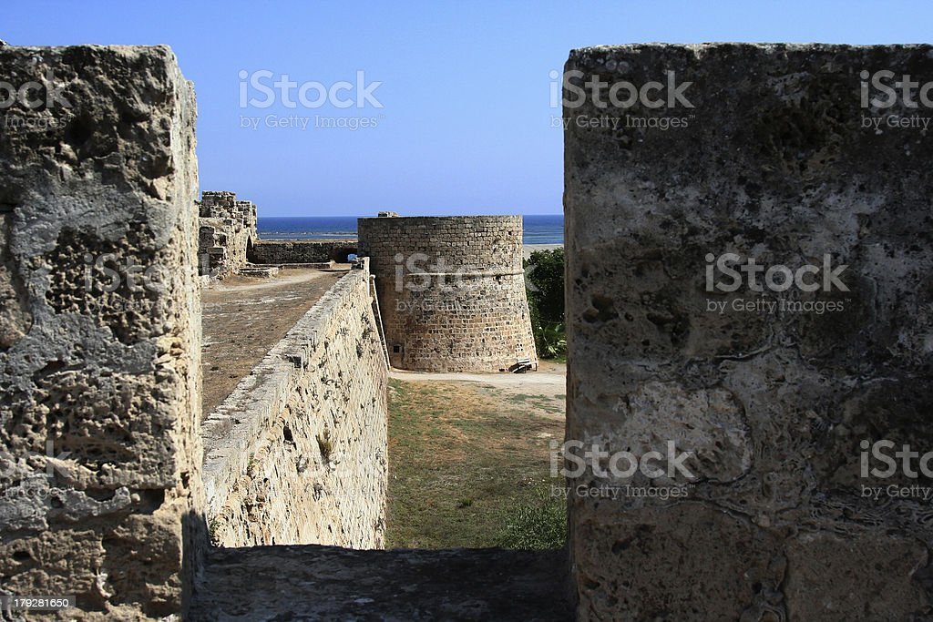 Othello Castle royalty-free stock photo