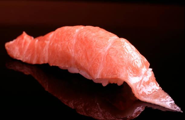 マグロ大トロ - 寿司 ストックフォトと画像